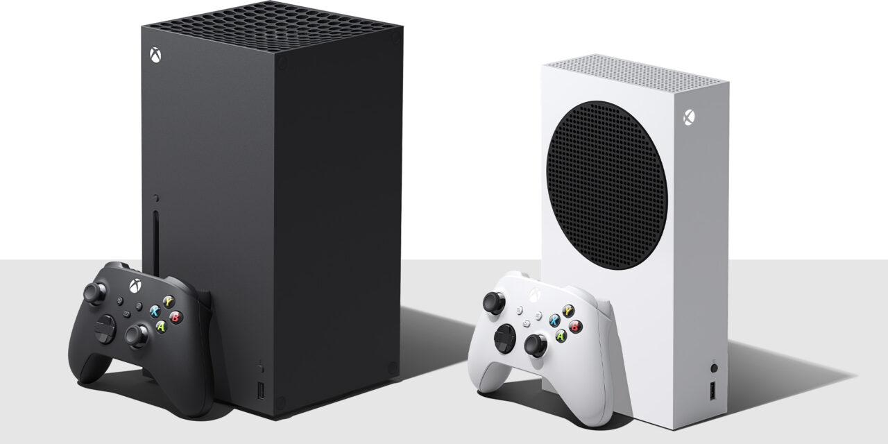 Microsoft's XBOX series S, NextGen gaming console at $299.